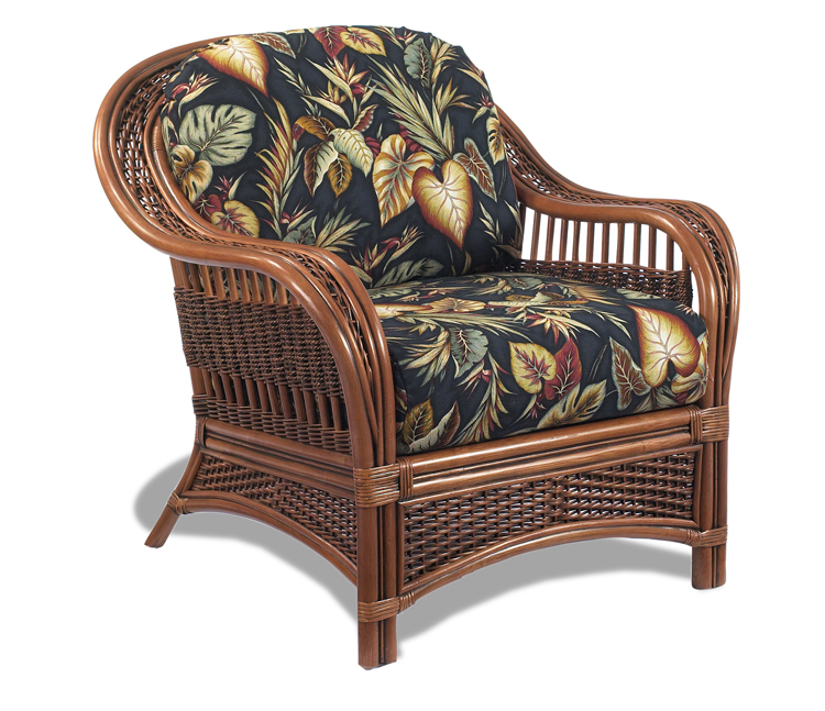 Superbe Rattan Chair   Tigre Bay Rattan Furniture