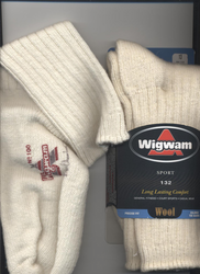 Wigwam Sport 132 Wool Socks 63% Wool