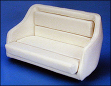 Todd Upholstered Double Wide Seat
