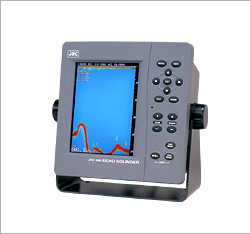 JRC JFE380 6 inch Color LCD Sonar With Nkf341 Transducer And Matching Box