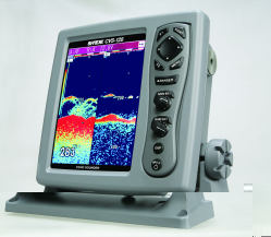 Sitex CVS128 8.4 inch Color LCD Sounder (No Transducer Included)