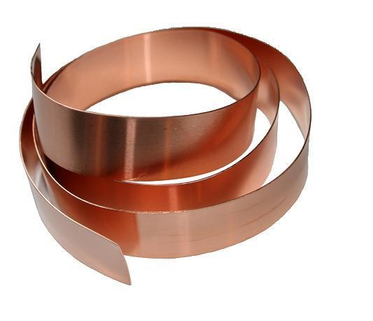 Copper Strips For Making Cookie Cutters 20 Foot Roll