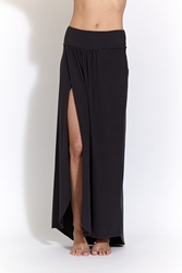 Nightcap High thigh skirt in ash  (SJ801)
