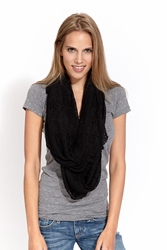 Paula Bianco infinity scarf FINAL SALE