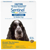 Sentinel for Medium Dogs (25-50lbs) 6 month Pack