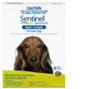 Sentinel for Small Dogs  (11 - 25 Lbs)  6 Month Pack