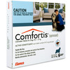 Comfortis Flea - Blue -  ( 40 - 60 lbs ) - (18 - 27 kg )  6 Month Pack
