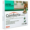 Comfortis Flea - Green -  ( 20 - 40 lbs )  -  ( 9 - 18 kg ) 6 Month Pack