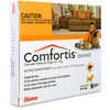 Comfortis Flea - Orange ( 10 - 20 lbs ) - (4.6 - 9 kg  )  6 Month Pack