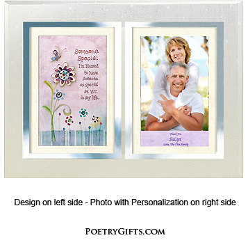 Personalized Special Person Gift Frame