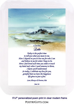 Husband or Wife - Personalized Poem