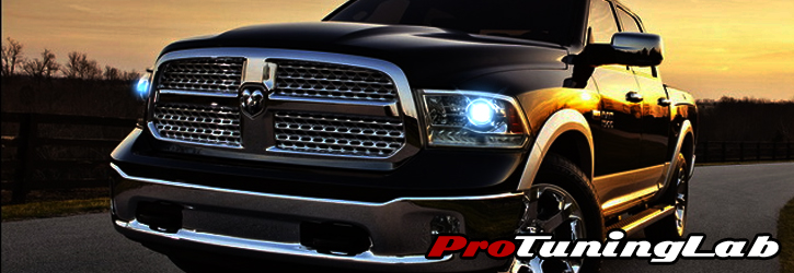 2005 Dodge Ram Halo Headlights Dodge Ram Angel Eye Halo / Led