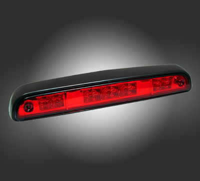 1992-1996 Ford F150 / Bronco Full LED 3rd Brake Light - Red