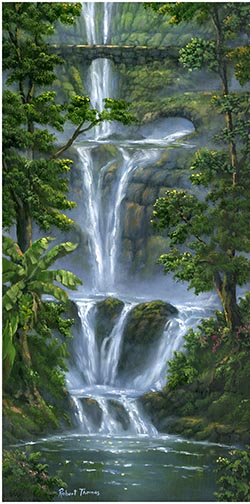 Waterfall Pololu 10x20