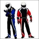 K1 Apex Level 2 Kart Racing Suit