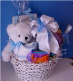 Snow White Baby Basket