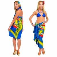 Table Cloths, Dresses, Curtains: The Many Uses Of A Hawaiian Sarong