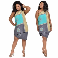 Feel Confident About your Beach Body With A Plus Size Sarong