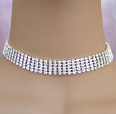 STRAIGHT LINES CHOKER SET