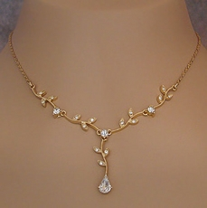 JUBILEE RHINESTONE NECKLACE SET