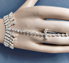 CRYSTAL CREDENTIALS RING-BRACELET COMBO