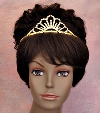 NATURAL ELEGANCE GOLD TIARA*<BR>ONLY ONE REMAINING