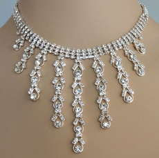 CURIOUS CRYSTALS RHINESTONE SET - ONE REMAINING SET