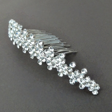 RAZZLE DAZZLE RHINESTONE HAIRCOMB - TEMP SOLD OUT