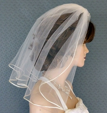 LITTLE PRINCESS WEDDING VEIL - WHITE ONLY