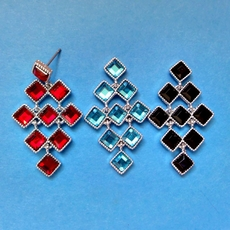 TILE TEASER EARRINGS