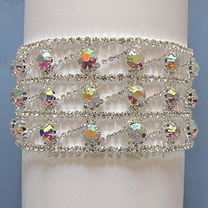 PARTY POP RHINESTONE BRACELET