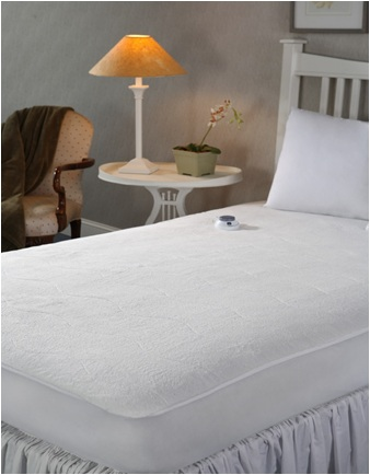 Soft Heat MicroPlush Low Voltage Heated Mattress Pad - Full at Sears.com