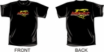 Instinct Logo T-Shirt Black