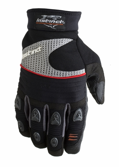 Defender Kevlar Glove Black