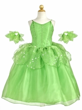 Princess Tinker Bell Dress