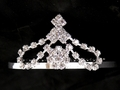 Small Heart Shape Crown Tiara