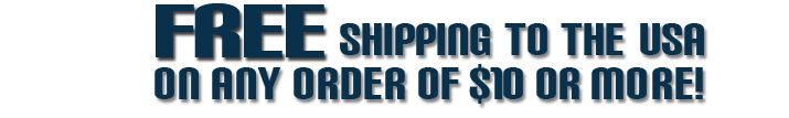 Free Shipping To The USA