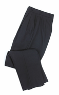 Men's Pleated Trousers