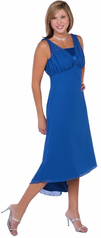 Short Chiffon Prima Donna Dresses!  Great for Cruises!
