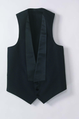 Youth Classic Poplin Vest