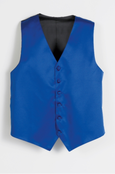 Mens 6 Button Satin (Precentor)Vest