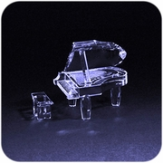 Crystal Piano (S)