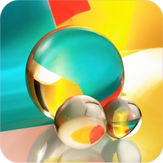"Clear CrystalBall (4"",110mm) $39.96"