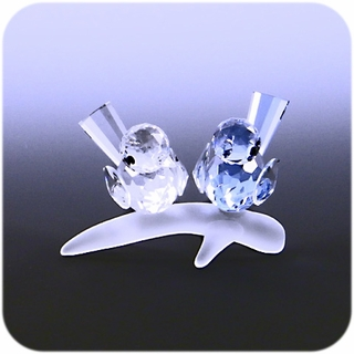 Crystal Love Birds
