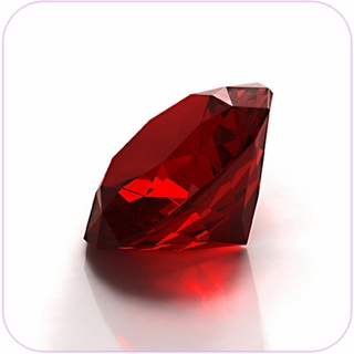 Red Crystal Diamond
