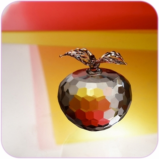 Facet Crystal Apple
