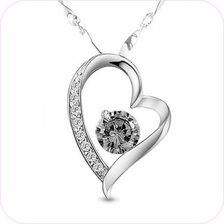 Eternal Love Pendant Necklace #24008