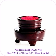 Wooden Stand (XL)