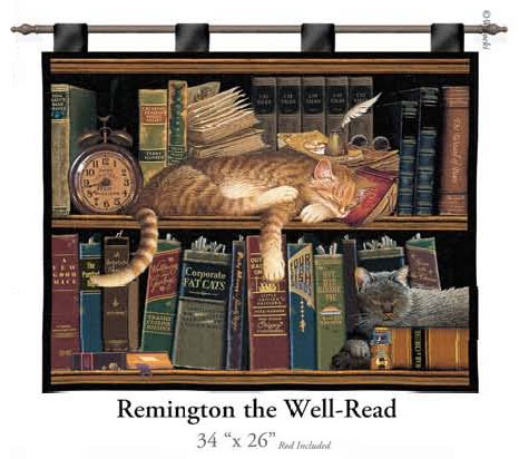 Remington Wall Hanging