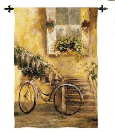 European Tapestry Wall Hanging